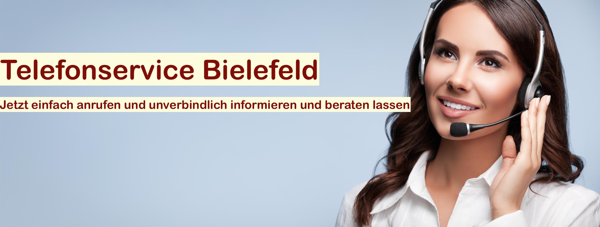 Telefonservice Bielefeld