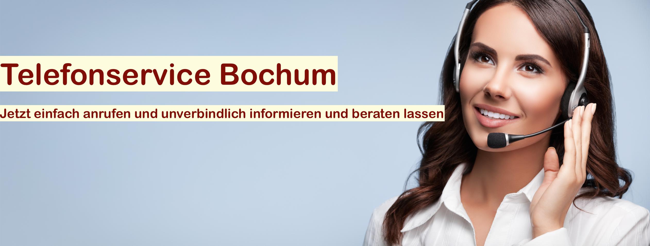 Telefonservice Bochum
