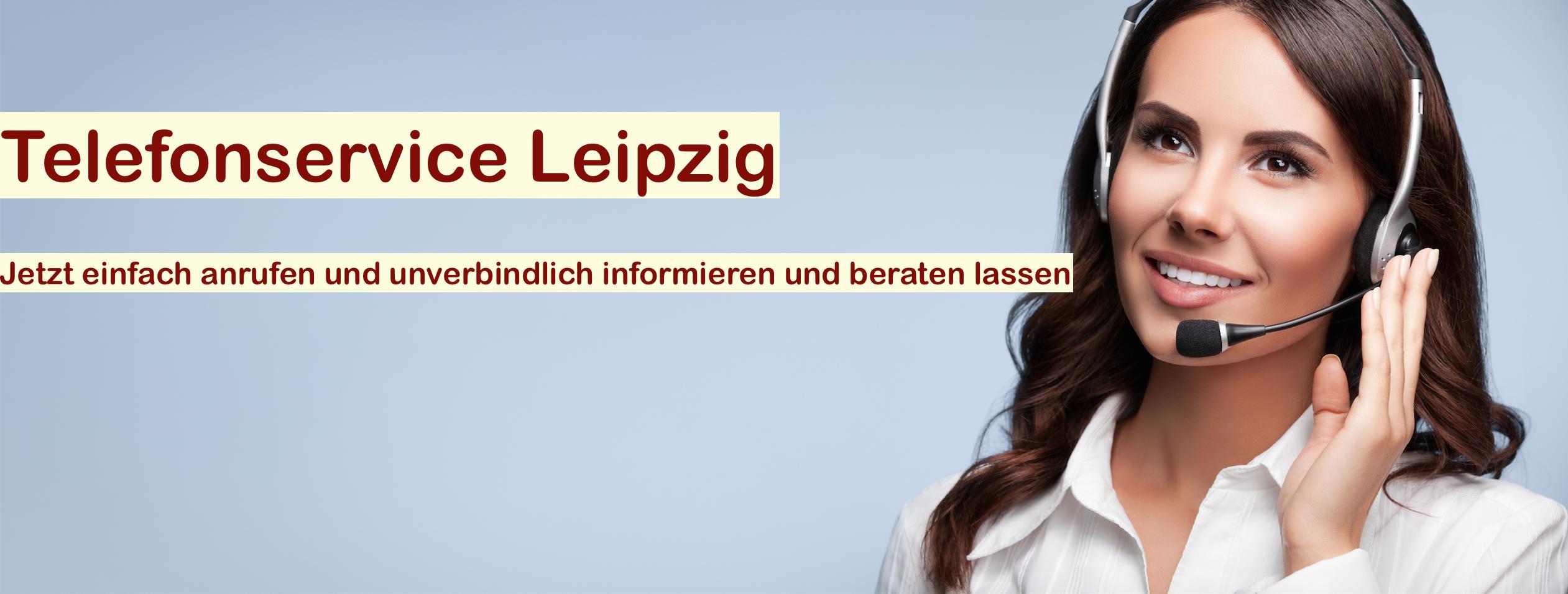 Telefonservice Leipzig